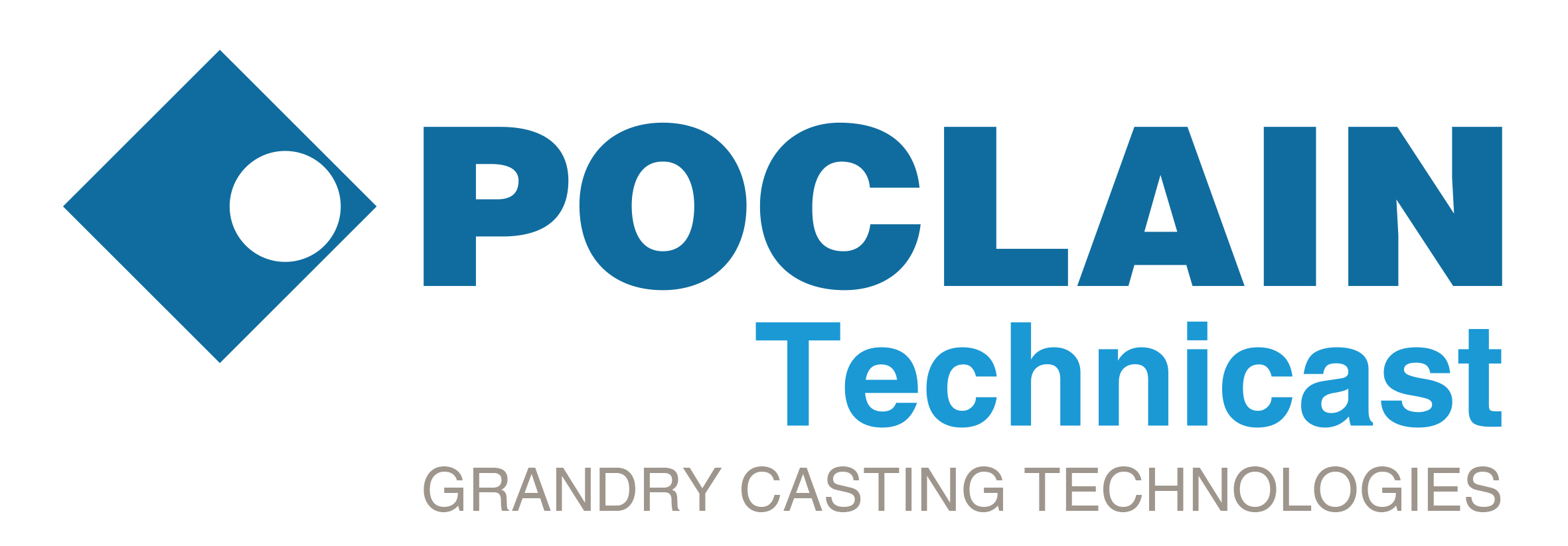 LOGOTYPE - POCLAIN TECHNICAST